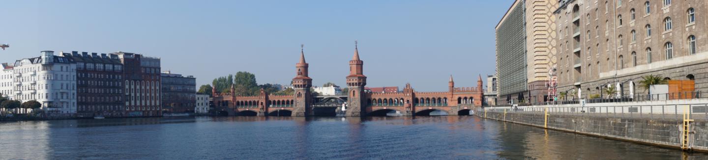 Spree Berlin Project Networks Oberbaumbrücke